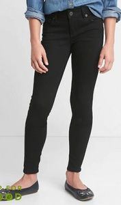 Gap Super Skinny Stretch Jeans